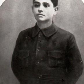 Gheorghe Gheorghiu Dej în 1916