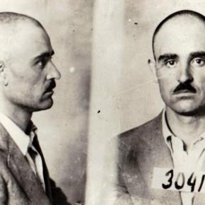 Gheorghe Gheorghiu Dej în 1934 la închisoare