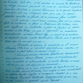 scrisul de mana al lui max auschnitt