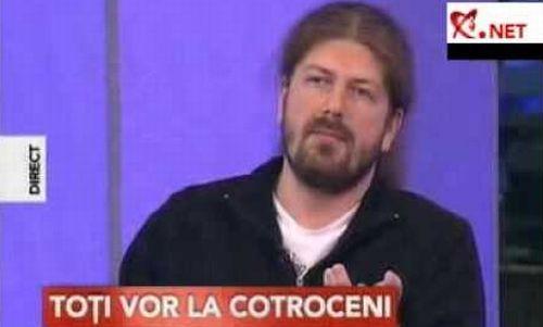 Remus Cernea candidat la presedintie 2009