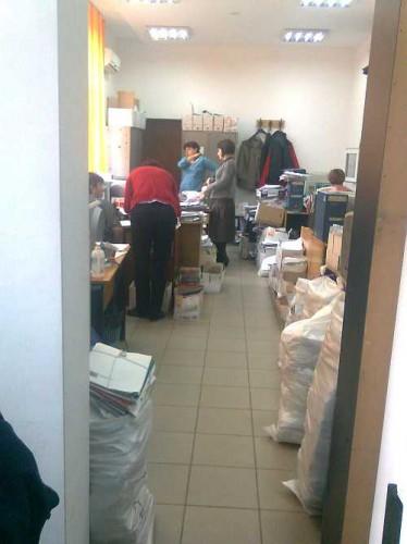 Cum muncesc angajatii ANAF sector 4 Bucuresti