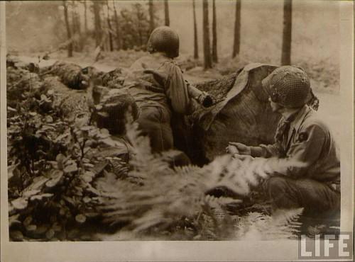 Infanteristi americani