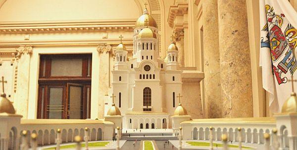 macheta_catedrala_mantuirii_neamului