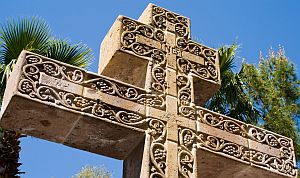 cruce ortodoxa