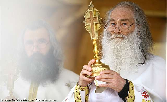 Parintele Justin Parvu - Manastirea Petru Voda - Cristina Nichitus Roncea