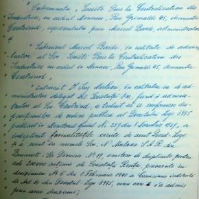 scrisul de mana al lui max auschnitt 1